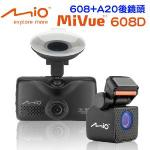 Mio MiVue 608D�e������հ��P��樮�O��(608+A20)