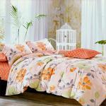 原售1780元↘【塔妮雅】夏日暖陽。加大純棉四件式二用被床包組
