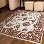 【范登伯格】新皇室風格比利時進口絲毯-藕蓮70x105cm