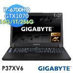 GIGABYTE技嘉 P37XV6 17.3吋 i7-6700HQ WIN10筆電