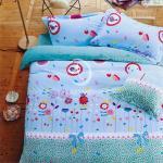 原售1680元↘【塔妮雅】迷戀。加大純棉四件式被套床包組