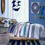 塔妮雅【一起旅行】加大全舖棉四件式二用被床包組