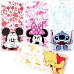【Disney】iPhone SE/5S/5 摀嘴系列 彩繪透明保護軟套(史迪奇)