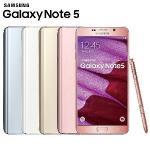 【福利品】Samsung GALAXY Note 5 64GB 5.7 吋雙卡智慧機(金色)