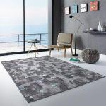 【范登伯格】星塵活力奔放新現代地毯-四色任選100x150cm(灰)