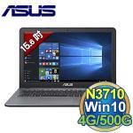 送2禮【ASUS】X540SA-0061CN3710 15.6吋 N3710 四核 筆電