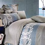 RODERLY-純棉 兩用被床罩組 雙人六件式-浪漫詩歌