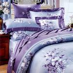 Royal Literie《夢想花語》100%天絲 加大四件式兩用被套床包組