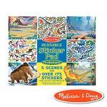 美國瑪莉莎 Melissa & Doug 貼紙簿 - 可重複貼 - 恐龍世紀