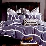 RODERLY-純棉 兩用被床罩組 雙人六件式-首爾之約