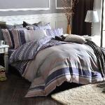 英國Abelia《紳士風範》雙人四件式被套床包組