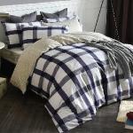 英國Abelia《時尚主義》雙人四件式被套床包組