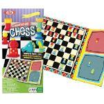 【美國Ideal】隨身磁性桌遊-西洋棋