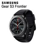 Samsung Gear S3 Frontier 冒險家智慧錶(橡膠錶帶)