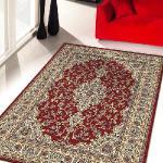 【范登伯格】 雅甄歐式高質感絲質地毯-嫣花140x200cm