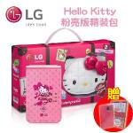 LG Pocket photo 3.0 LINE Hello Kitty口袋相印機PD239S (粉