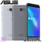 ASUS ZF3 Max ZC553KL (3G/32G)-贈超薄果凍套+指環支架+韓版包+奈米矽皂(鈦空灰)