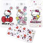 【Hello Kitty】Samsung Galaxy J7 (2016)/J710 彩繪空壓手機殼(童趣)