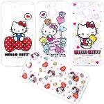 【Hello Kitty】HTC 10 evo 5.5吋 彩繪空壓手機殼(童趣)