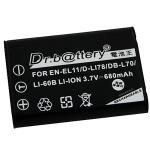 電池王 FOR NIKON EN-EL11 / ENEL11 高容量鋰電池