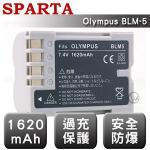 =送相機清潔組= SPARTA Olympus BLM-5 相機鋰電池