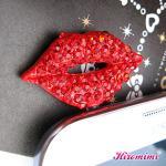 Hiromimi 熱戀紅唇防塵塞