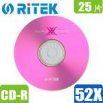 �y25��z��wRiTEK X�t�C 52X CD-R�ժ���