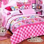 原售1580元↘情定巴黎【我的姐妹】加大四件式精梳棉被套床包組