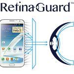 RetinaGuard ����� Samaung Galaxy Note2 ���ť�O�@��