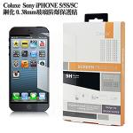 Coluxe iPhone5/5S/5C/SE ���0.38mm�������z�O�@�K