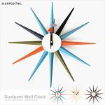 �ia.cerco�j�g���~�� Sunburst Clock(�T��i��)(���m)
